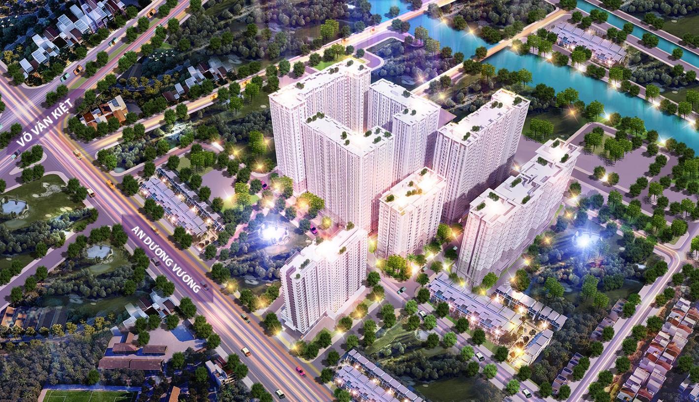 Dự án căn hộ Avila quận 8