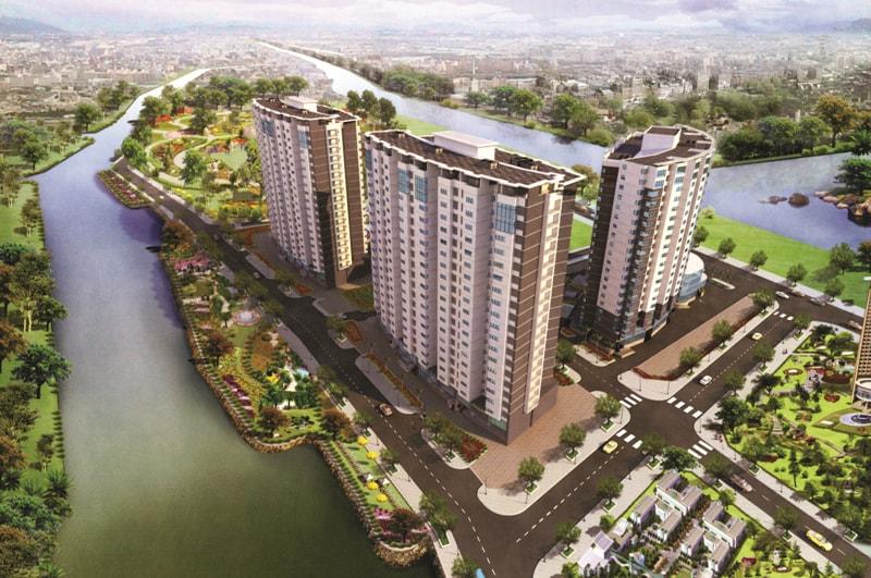 Dự án căn hộ Hà Đô Green Lane Phạm Thế Hiển Quận 8