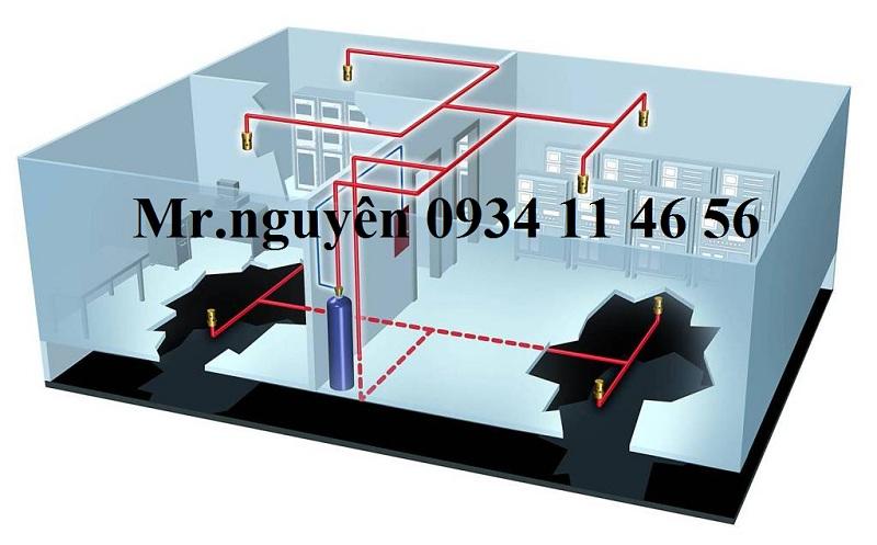 Hệ thống PCCC của Lancaster
