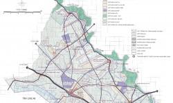 Quy hoạch sử dụng đất Củ Chi đến năm 2020