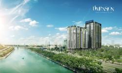 Tiến độ dự án căn hộ cao cấp D1Mension Võ Văn Kiệt Quận 1