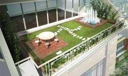 Thiết kế đặc biệt của căn hộ Lancaster Nguyễn Tất Thành Quận 4