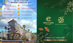 Cập nhật các đợt mở bán dự án Meyhomes Capital Phú Quốc