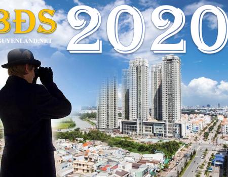 Thị trường bất động sản cuối năm 2019 đầu 2020