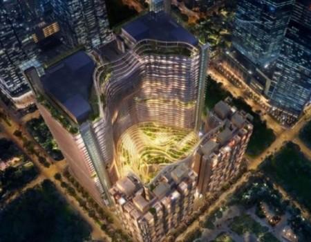Dự án căn hộ cao cấp Centa Garden Âu Cơ cơ hội đầu tư cuối cùng của 2017