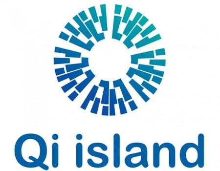 LOGO của dự án Qi Island có ý nghĩa như thế nào.
